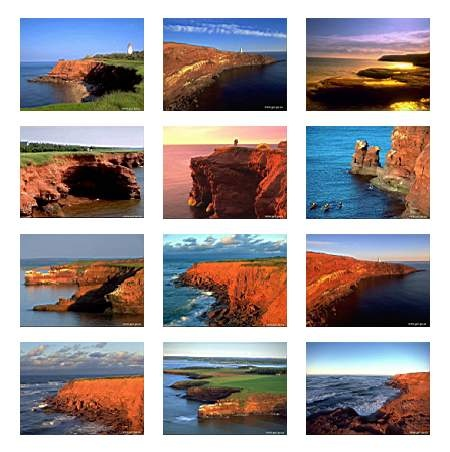 The Cliffs of Prince Edward Island