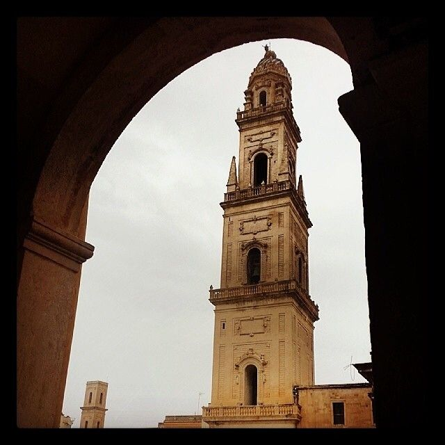 .@Tournelsud.com | Buongiorno cari #igers! Per questo #WeekendLecce siamo nel capoluogo Salentin... | Webstagram