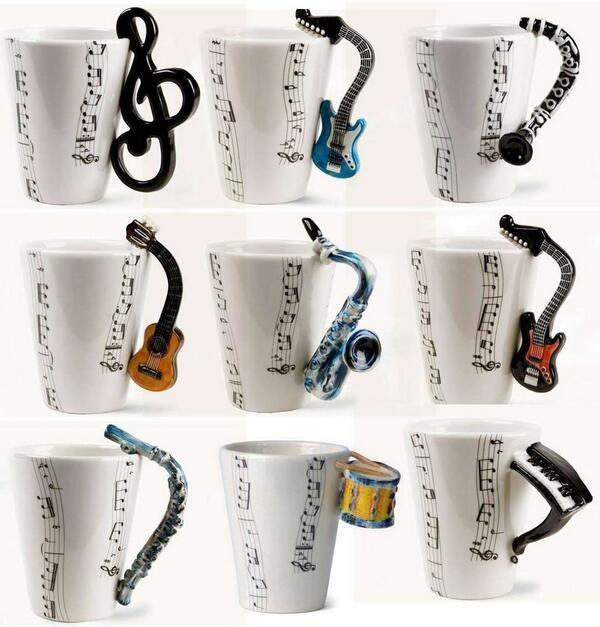 Music Instrument Mug                                                       …