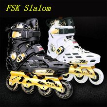 US $56.25 Slalom Recommend Adult Inline Skate Shoes for Young Man Girl Daily Street Brush Skating Roller Skates for SEBA CITYRUN FSK. Aliexpress product