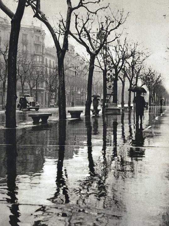 Passeig de Gràcia - 50s