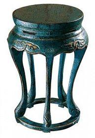 Круглый стул - Юань- дэн. Династия Мин, 36 х 36 х 55 см