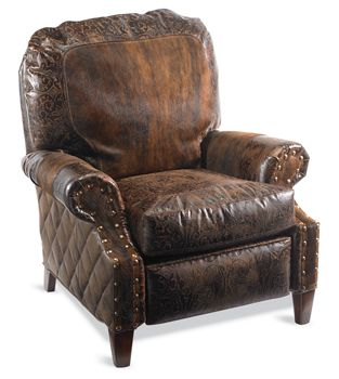 1000 images about leather furniture on pinterest hooker for Big comfy leather chair