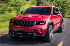 2016 Jeep Grand Cherokee SRT Hellcat