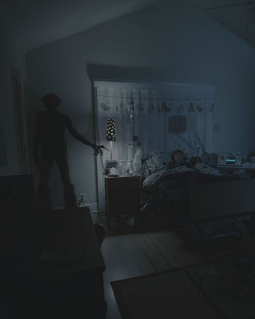 "Insidious (2010) - It was standing there in the corner. I asked it ""Who are…"