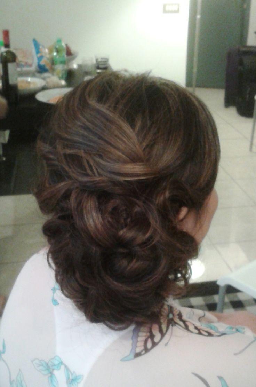 ROME WEDDING HAIR & MAKEUP by Janita  http://www.hairmakeupnails-rome.com/
