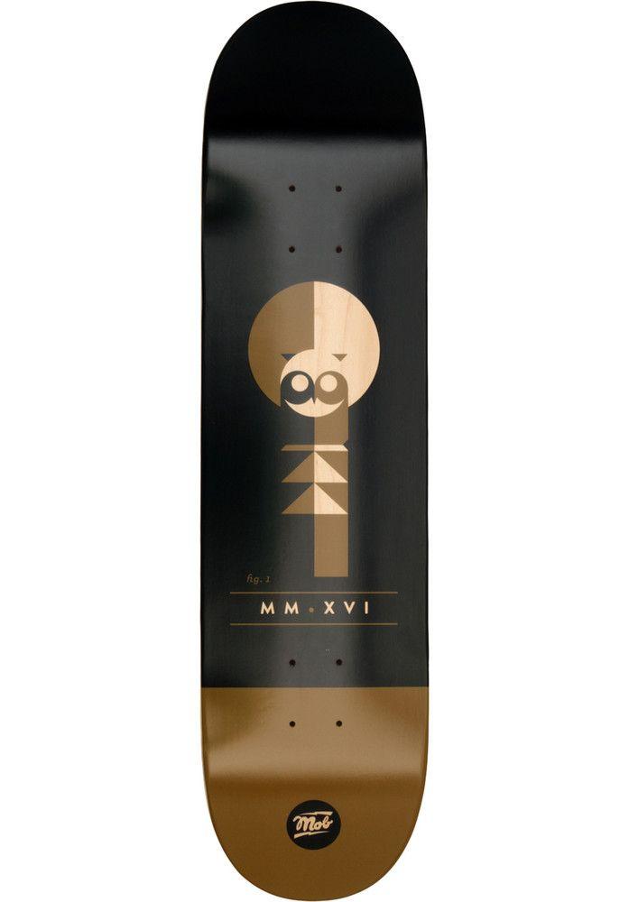 MOB-Skateboards Eulen-King-Kong - titus-shop.com  #Deck #Skateboard #titus #titusskateshop
