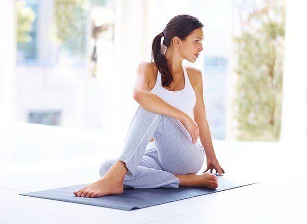 Гимнастика для ленивого кишечника: 8 упражнений и самомассаж