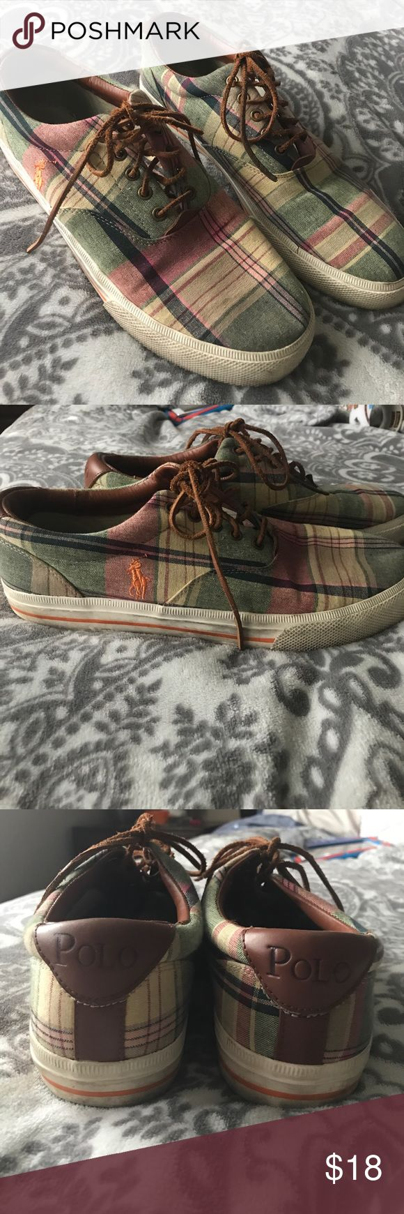 Polo Ralph Lauren men's shoes Gently used. Polo by Ralph Lauren Shoes Boat Shoes