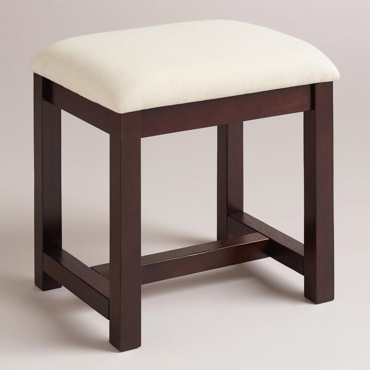 Pictures In Gallery Bathroom Vanity Benches For Simple Bathroom With White Bar Stool And Wooden Chair Legs