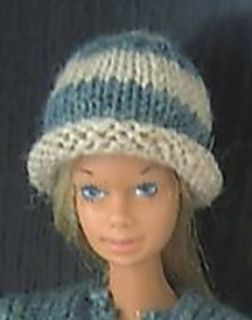 A hat for Barbie.