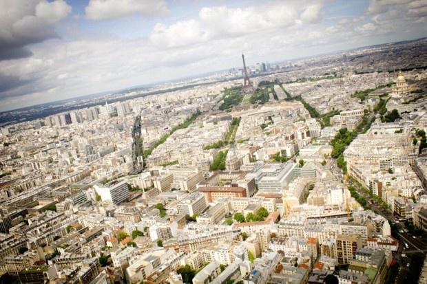 Le Ciel de Paris Restaurant Tour Montparnasse