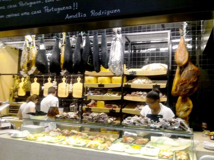 Market tour in Lisboa by Lazy Flavors