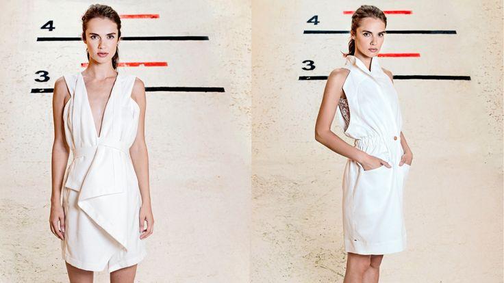 Spring / Summer 2015 Robert Kalinkin dresses