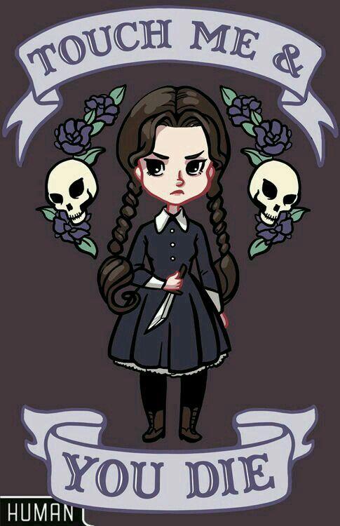 Wednesday Addams-Lisa Sterle