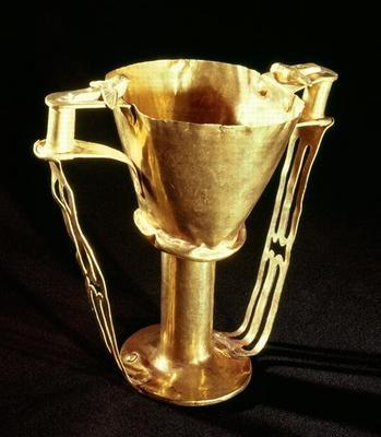 Nestor's cup, Mycenae, c.1550-1500 BC