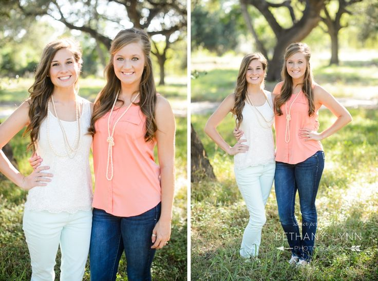 Cattie and Alix | Best Friend Session » Bethany Lynn Photography
