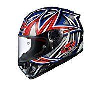 オージーケーカブト(OGK KABUTO)バイクヘルメット フルフェイス RT-33 DAISAKU (ダイサク) ブルー (サイズ:M)
