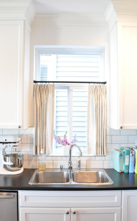 kitchen cabinet valances kerrisdale design lovely kitchen with white shaker 19751
