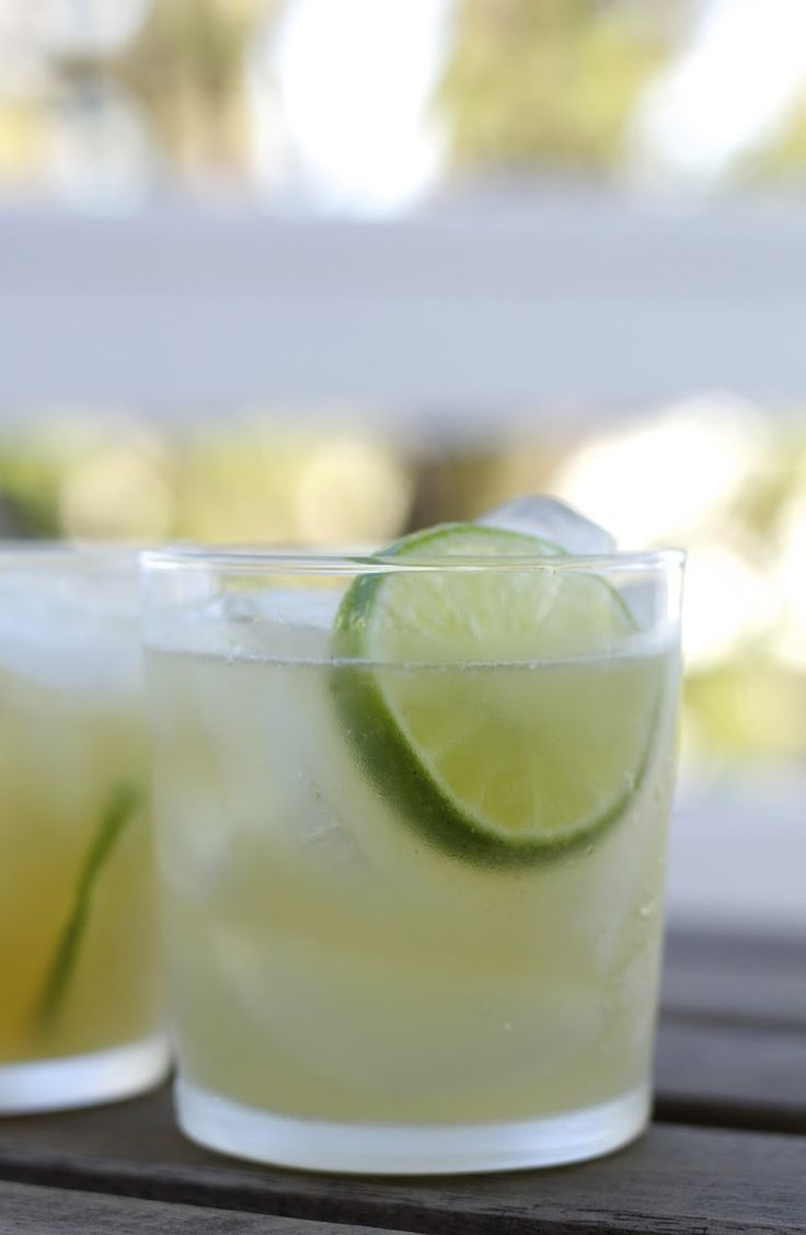 the recoil | bourbon, st. germain, lime & ginger beer