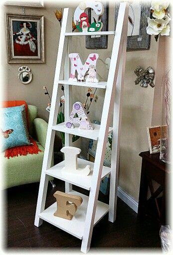 mueble auxiliar forma de escalera ideal para baos cocina sala de estar