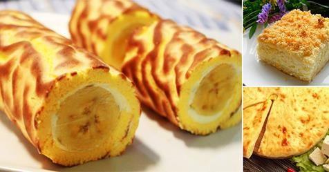 RULADĂ DIN BRÂNZĂ CU BANANE INGREDIENTE: Fulgi de ovăz – 5 linguri Brânză de vaci – 300 g Banane – 2 bucăţi Ouă – 1 bucată Zahăr – după gust MOD DE PREPARARE: 1. Măcinați fulgii de ovăz până obțineți făină. Adăugați brânza, zahărul, făina şi oul. Amestecați aluatul. Se va primi puţin lipicios. Împărțiți-l …