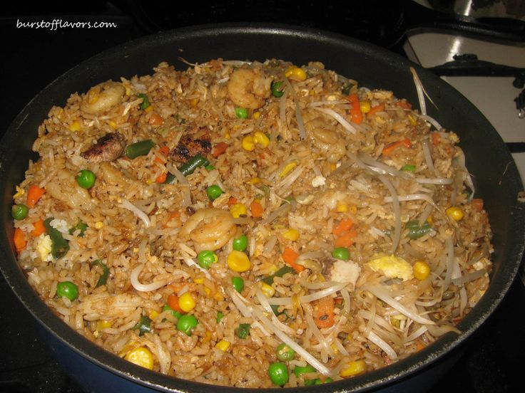 25 best jamaican recipes images on pinterest jamaican food recipes first let me say i planned on making shrimp fried rice but opened fridge and saw left over jerk chicken breast from my sandwich i made yesterday forumfinder Choice Image