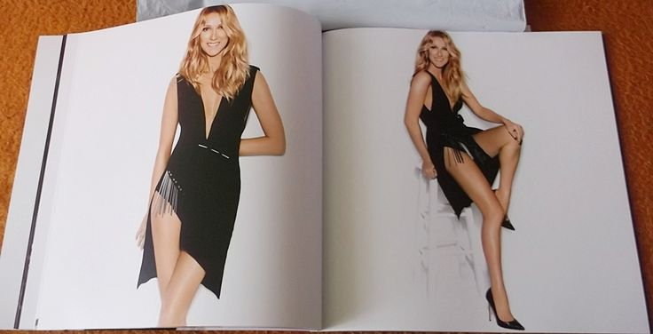 """The Power Of Love - Celine Dion: Celine Dion New Tour/PhotoBook """"Encore un soir"""" Summer Tour 2016"""