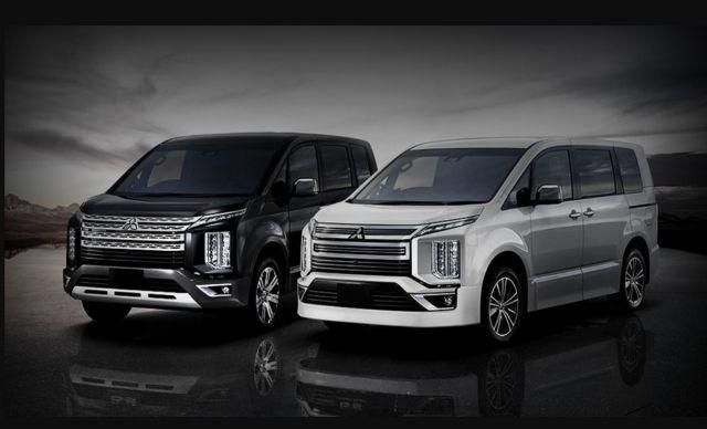 Confirmed: Next-Gen 2020 Mitsubishi Delica Coming Soon   Mini van ...