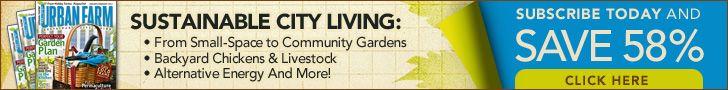 UrbanFarmOnline.com - Sustainable city living at your fingertips