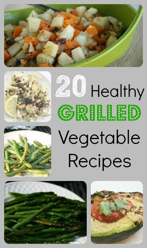 Grilled vegetable recipes 20 healthy and delicious recipes for Healthy and delicious dinner recipes