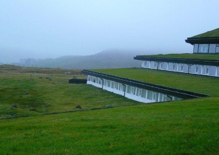 Hotel Foroyar - Faroe Islands. Architects Friis & Moltke. Pic by catheadsix flickr.com
