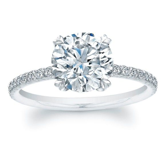 Engagement Rings - Zales Engagement Rings with gorgeous glimmer | Kissrings.