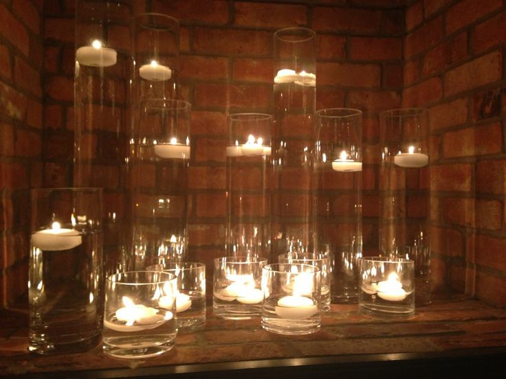 Candles 101 what you need to know about incorporating candles party planning floating - The world of candles candles decoration ...