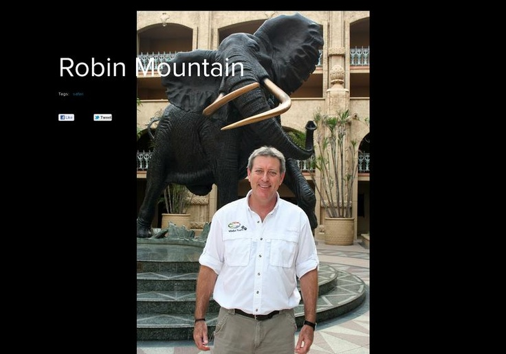 Robin   Mountain's page on about.me – http://about.me/RobinMountain    www.ntabatours.com
