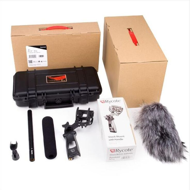 645.00$  Buy here - http://aim37.worlditems.win/all/product.php?id=32784525821 - Aputure Deity Kit Condenser Shotgun Camcorder Professional Microphone for Canon Nikon Sony Digital Camera DV Camcorder