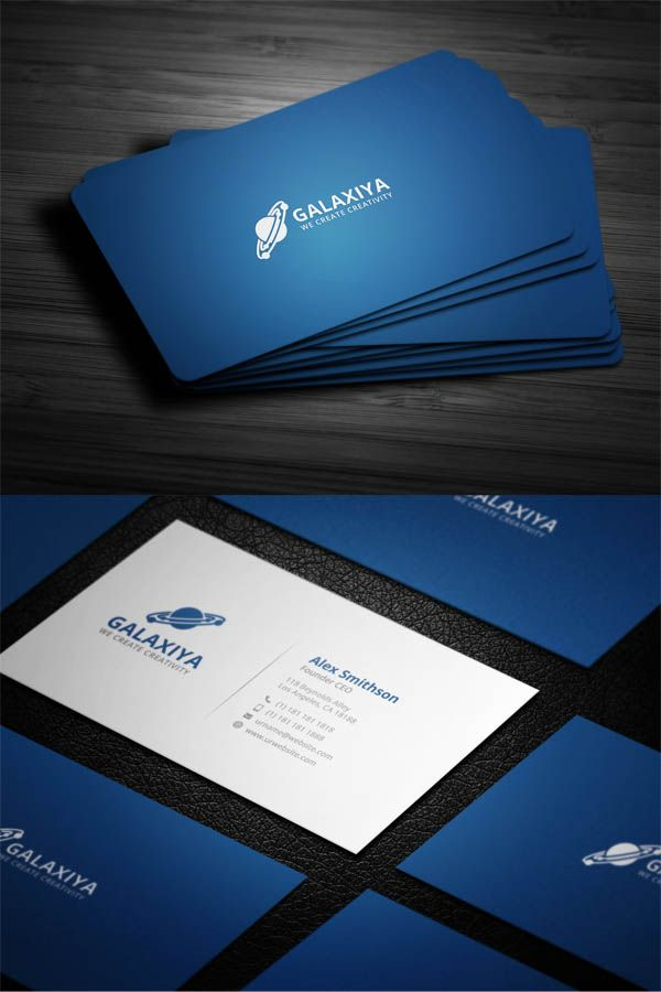 9 best business cards images on pinterest business card design modern corporate business cards reheart Choice Image