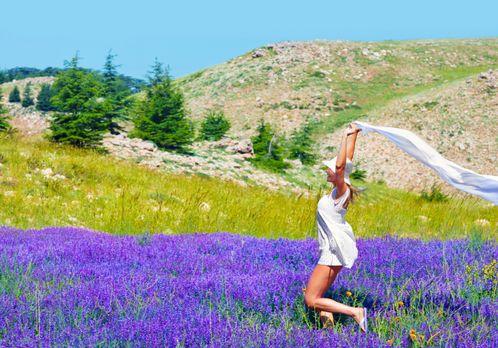 Lavender EO safe w infants and kids.