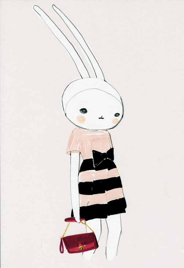 Fifi Lapin: Dreaming of Orla