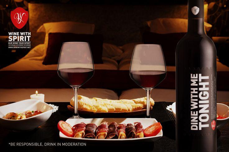 INVITE SOMEONE FOR DINNER www.winewithspirit.net #WineWithSpirit #DineWithMeTonight #vinho #portugal #wine