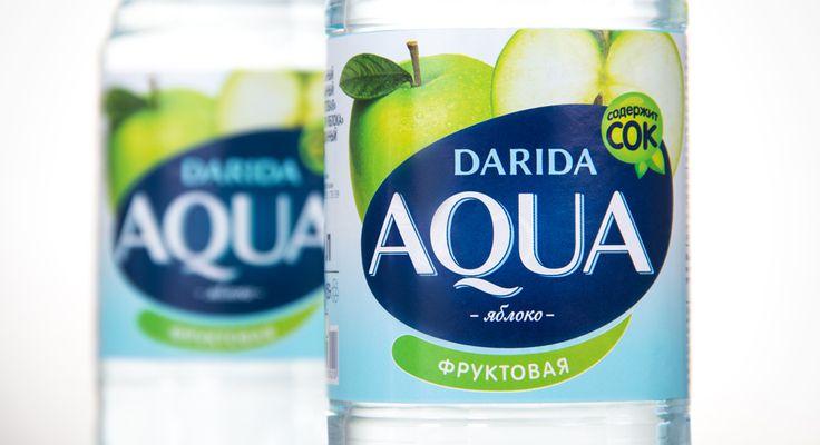 Renewed mineral water packaging design
