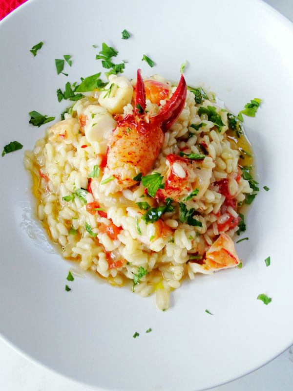 17 Best ideas about Lobster Risotto on Pinterest | Risotto ...
