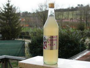 Un liquore non molto comune, dal gusto leggermente orientale. Ingredienti: 350 g di alcool a 95° 250 g