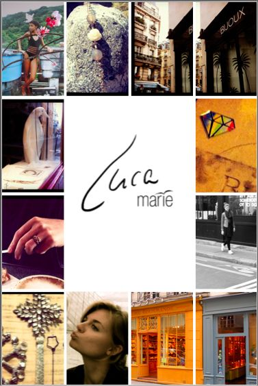 Inspirations.... luca marie Jewelry <3