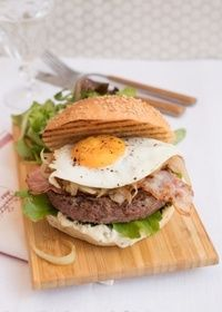 Burger Campagnard