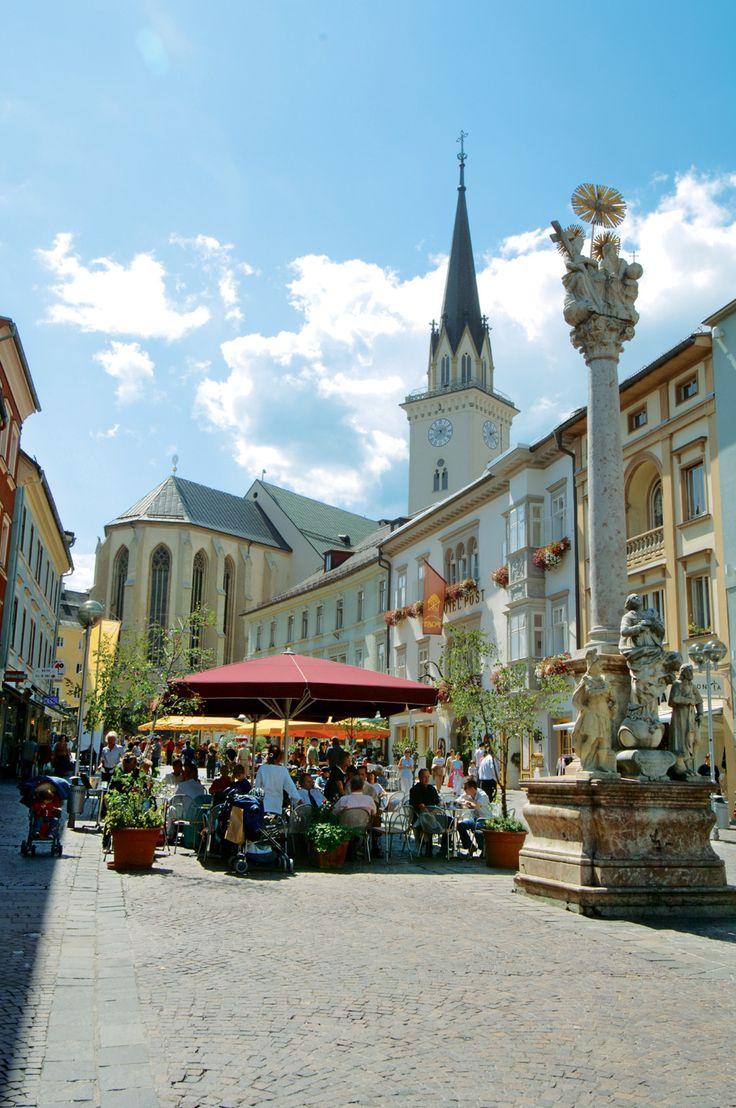 The city of Villach, Carinthia Austria  #austria #carinthia #villach