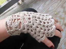 Image result for crochet gloves without fingers