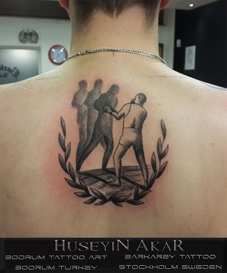 boxing tattoo black and gray tattoo half sleeve tattoo bodrum tattoo huseyin akar barkarby tattoo bodrum tattoo art huseyin akar bodrum dövme sanati