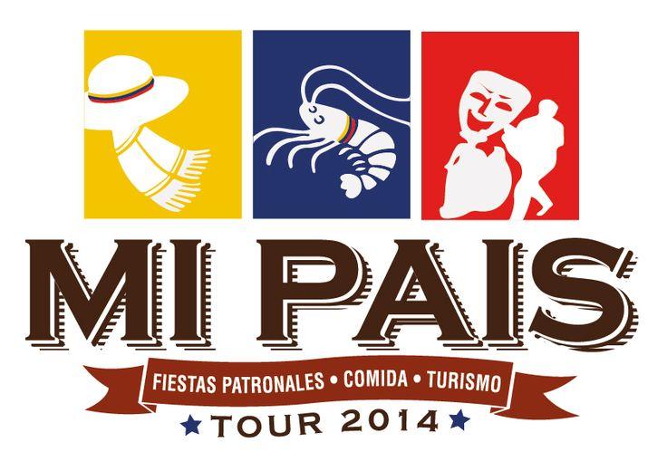 Diseño de Logotipo para caravana artistica que recorre el país