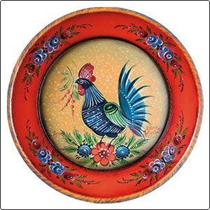 Gorodet's Rooster - JP3097